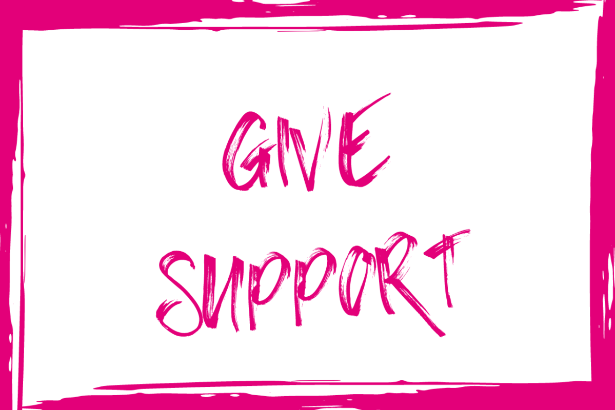 Support The Pink Ribbon Foundation Brush Up For Breast Cancer