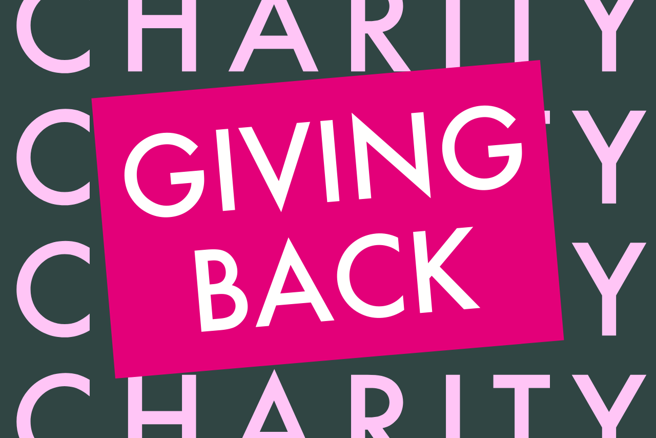 Giving Back - Charities and Trusts