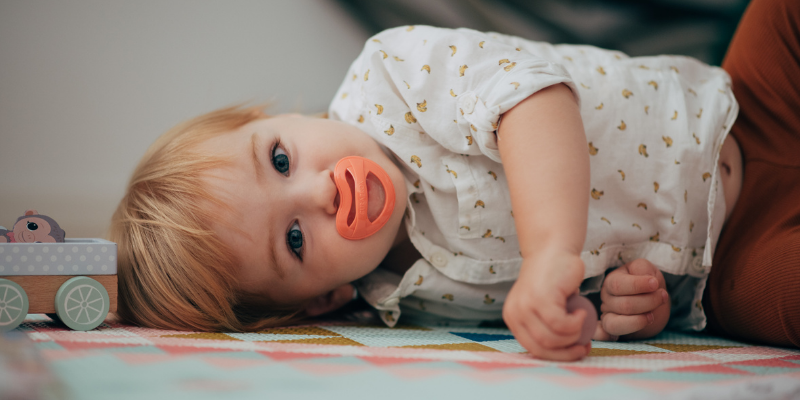 Curaprox Baby World - Soother Pacifier Dummy