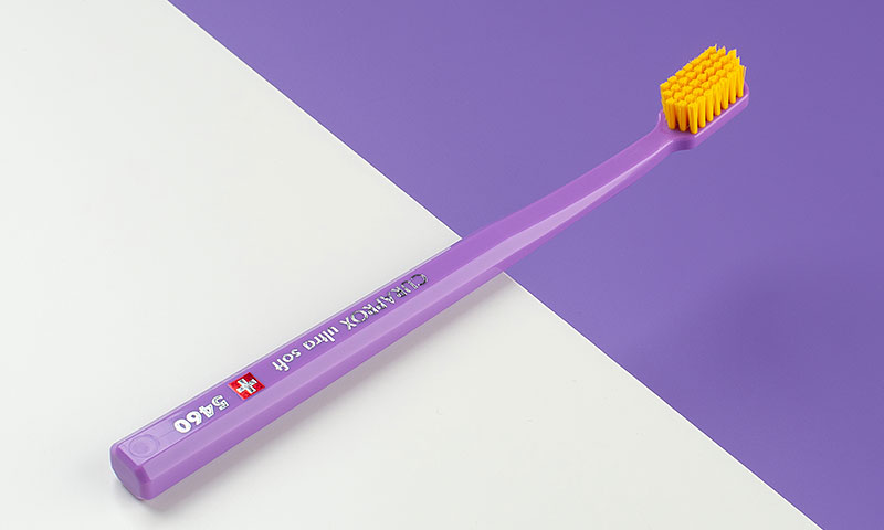 Curaprox 5460 Gentle Toothbrush For Pregnancy
